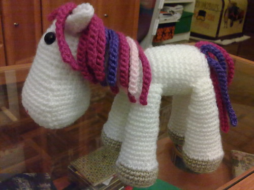 A pony for Scarlett