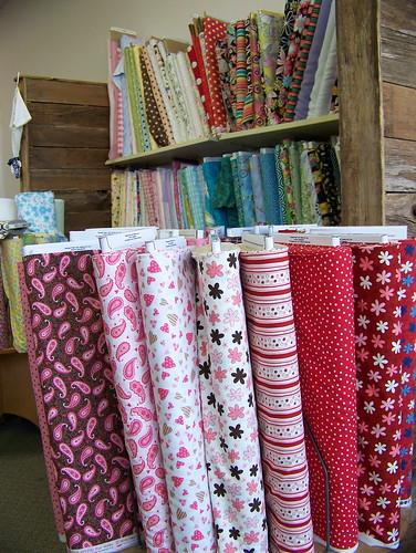 Lil' Bug fabrics