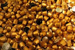 Gold of coffee (~Xavi~) Tags: city urban coffee canon eos gold e ville urbain 400d xaviventas