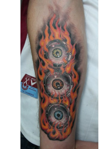biomechanic tattoo london