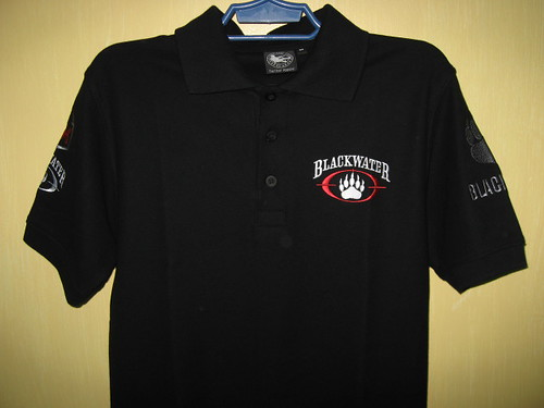 Camiseta de Blackwater