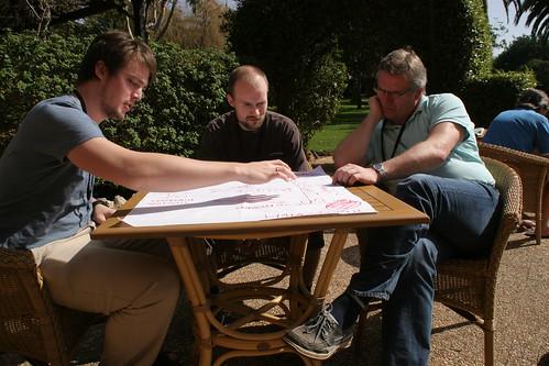 Planlegging og diskusjon