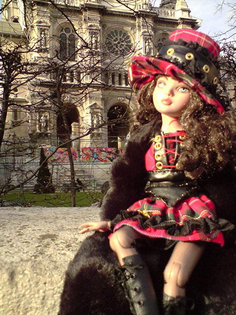 Sarah joue les touristes en solo à Paris 2302227141_8a0cc5e78d_o