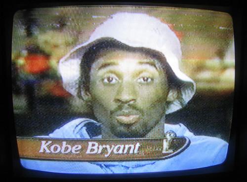 Kobe Bryant - Uh Oh!