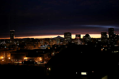 portland oregon sunrise time lapse video (Squid Vicious) Tags: oregon sunrise portland photo timelapse video mthood hood portlandoregon fav10 bestvideosflickr highestexplore50