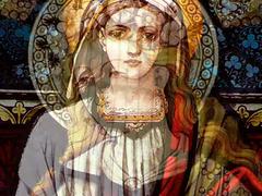 video (Simon_K) Tags: colour church glass beautiful religious suffolk video faith religion norfolk churches stainedglass christian christianity eastanglia