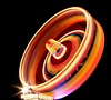 A Wheel.....!!! (i.rashid007) Tags: uk longexposure england urban motion wheel night manchester fun lights moving colorful fast entertainment british salford funfair circular firstquality fineartphotos builehillpark infinestyle