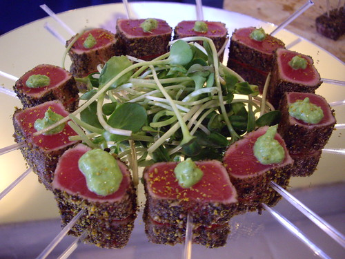Fennel Crusted Tuna