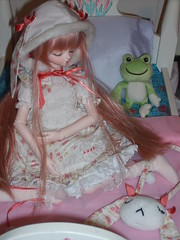 Dream of doll 017 (kaleido_starr) Tags: sleeping elf bjd dod doc limited msd pitts