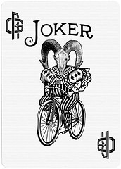 JokerG (dfensedafficher) Tags: logo card joker ghosttown rg lo2