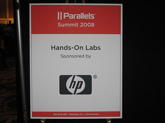 "Parallels Summit is very ""hands-on"""