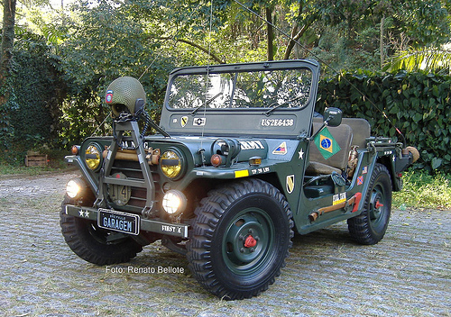 Ford M-151 A
