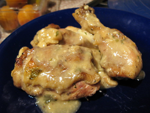 Barefoot Contessa 40 Clove Chicken