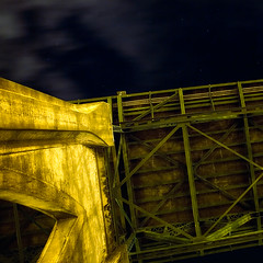 St. Johns Bridge (LukeOlsen) Tags: nightphotography bridge usa saint st oregon portland nocturnal stjohns nocturne johns stjohnsbridge saintjohns lukeolsen