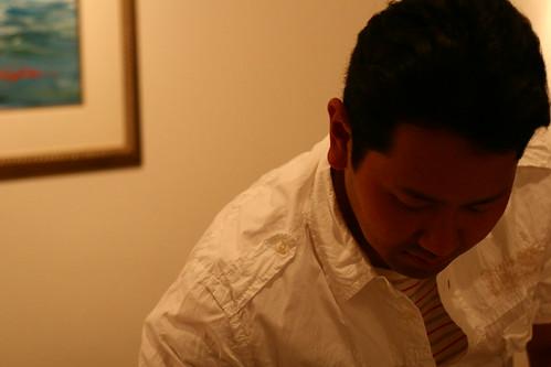 2008 6 8 たたきパーテイ 鷹匠