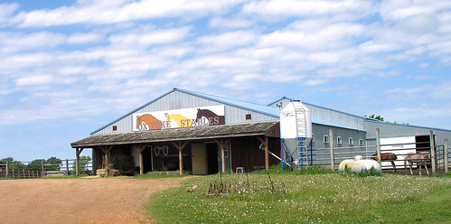 Ox Yoke pole barn