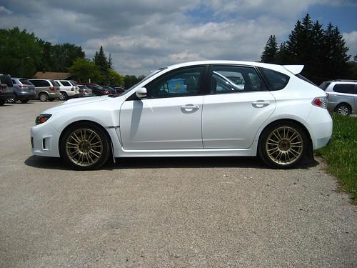 Tuning: Subaru STI Tuned