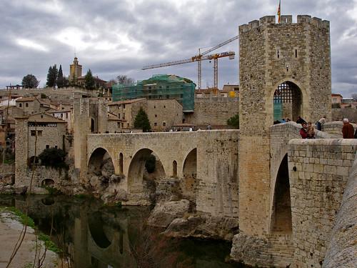 Pont de Besalu - Catalunya