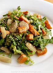 Chinese Veggie Chicken Salad