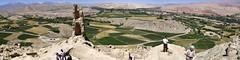 Shar-e-Gholghola in Bamyan, Afghanistan