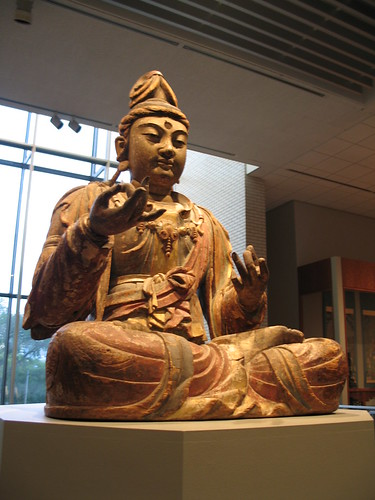 The Bodhisattva Kuan-Yin, June 2008, Minneapolis Institute of Arts, photo © 2008 by QuoinMonkey. All rights reserved.