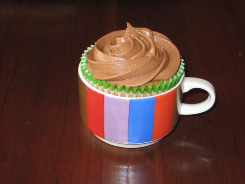 Cupcake in a Cup