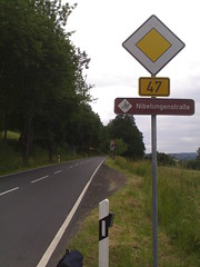 B47 Ortsausgang Gersprenz