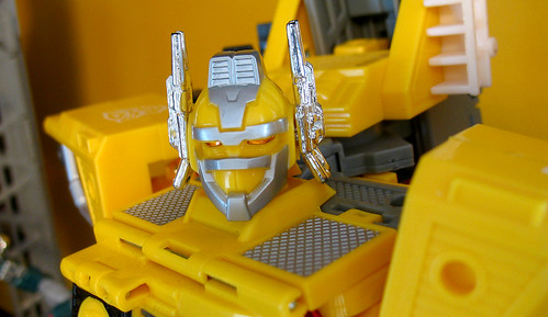 Yellow Fire Convoy