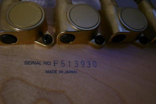 RG770 Serial