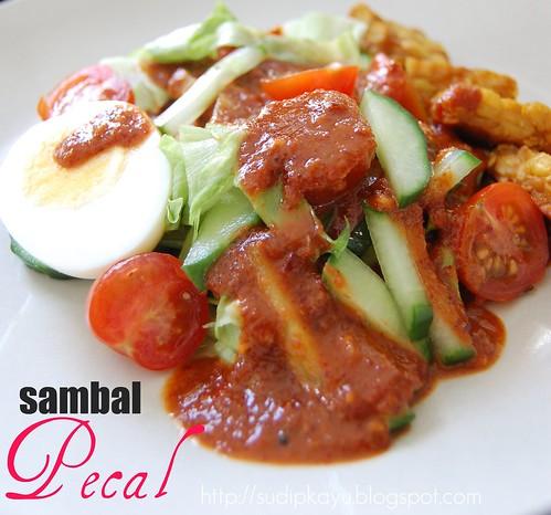 sambal pecal