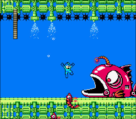 Mega Man 2 screenshot