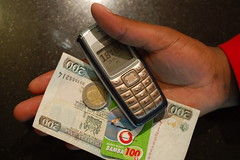 mobile advertising money