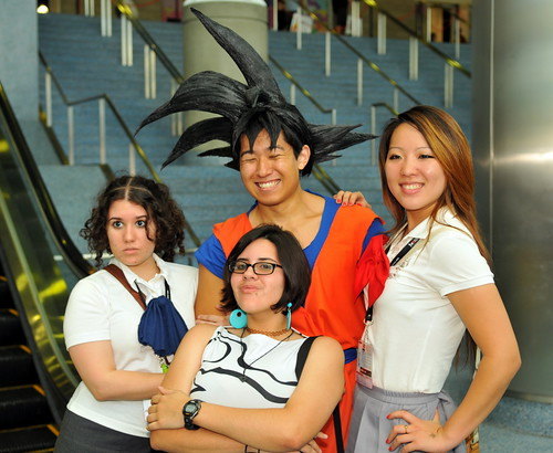 Dragon Ball Goku Cosplay