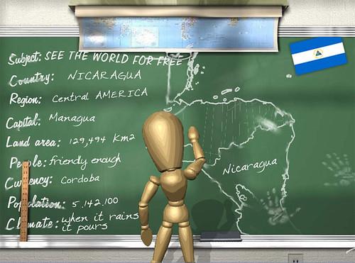 See Nicaragua For Free