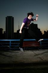 Aruna Jumping Sessions # alex (kos_mos) Tags: musician rock promo jumping band myspace viva aruna speedlite