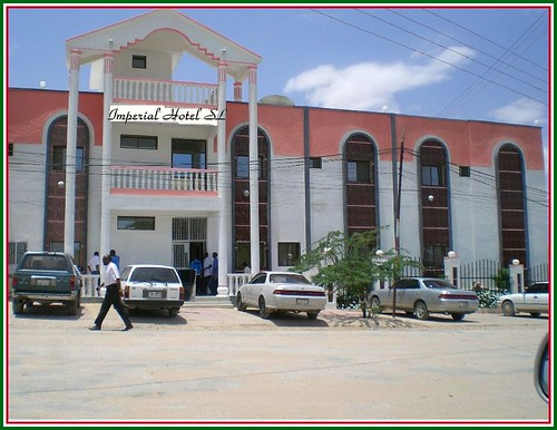 Imperial Hotel Hargeisa Somaliland