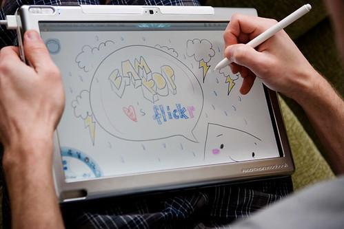 it's a mac! it's a tablet! it's supermac! por BAM POP!.