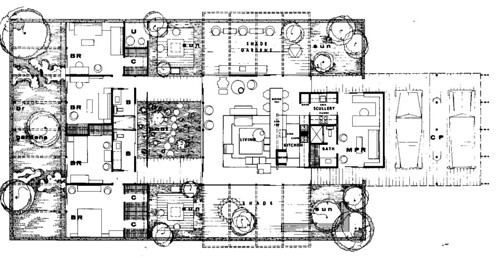 Modern House Plans by Gregory La Vardera Architect: considering ...