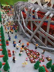 LEGO Sport City by HKLUG (Dunechaser) Tags: hongkong lego events beijing displays olympics olympicgames sportcity summerolympics hklug