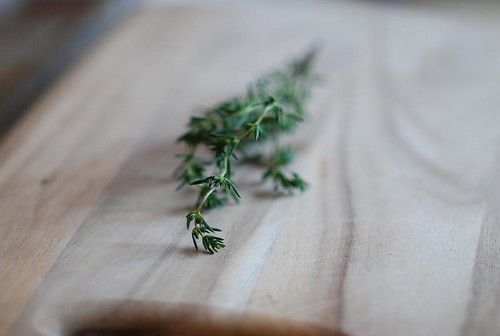summer savory - cookthink