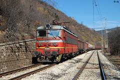 45 181 (Rivo 23) Tags: train bulgaria locomotive skoda bdz 68e