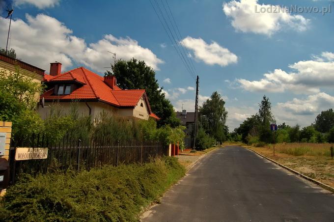Ulica Wołodyjowskiego