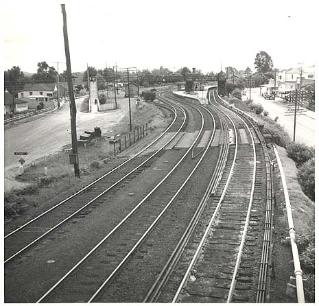 Railway Station - Springwood