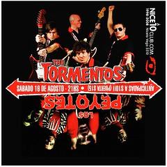The Tormentos + Los Peyotes (Frente)