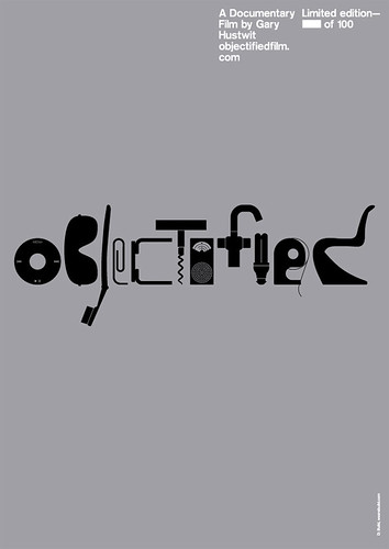 Objectified logo designed by Michael C. Place of Build