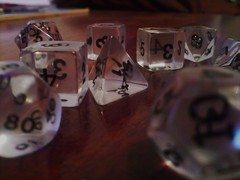 Transparent Roleplaying Dice 02