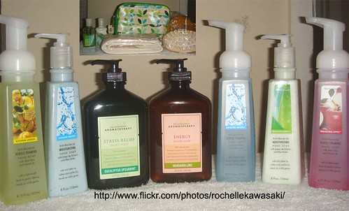August 2008- Bath and Body Works
