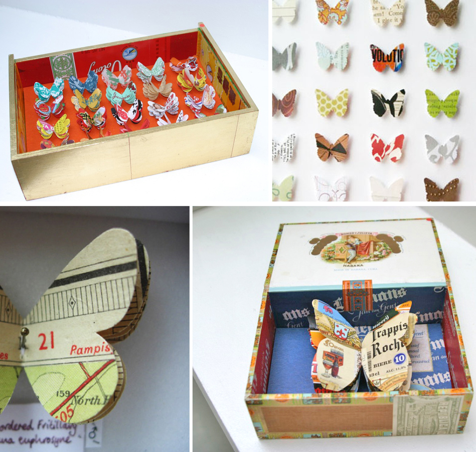 Artistic + Inspiring: Altered Books