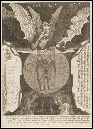 Lucifer by Balthasar Caymox)
