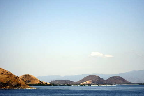 Sumbawa Barat landscape
